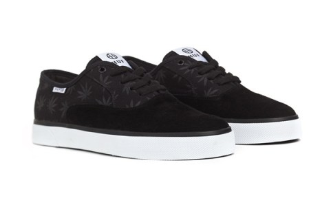 HUF_Mateo_Black_Plantlife_Pair