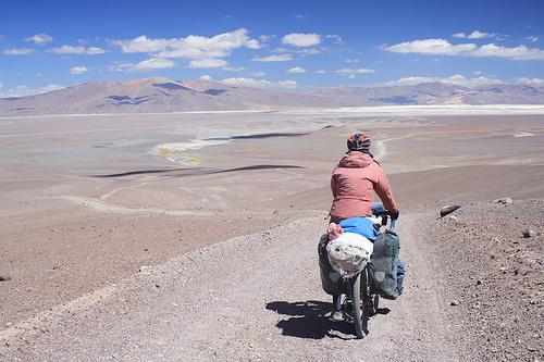Near Laguna Negro Francisco, northern Chile.