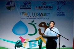Mr.Voltaire Alferez-Exec.Director of Earth Day Network Philippines