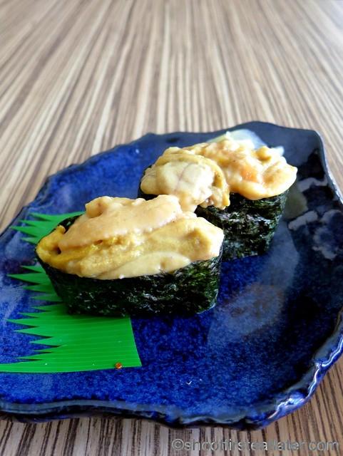 uni sushi P189