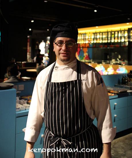 MAD-Chef