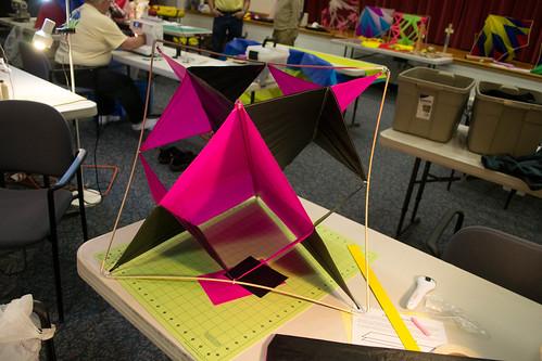 I made a kite its pretty awesome