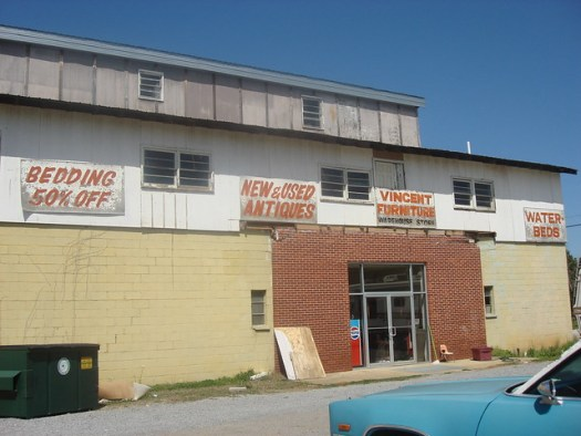 New & Used Antiques, Cullman County AL