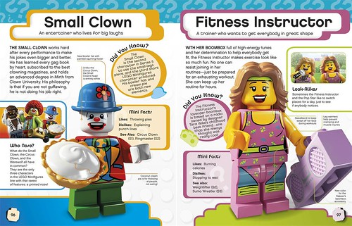 Minifigures Character Encyclopedia expage2