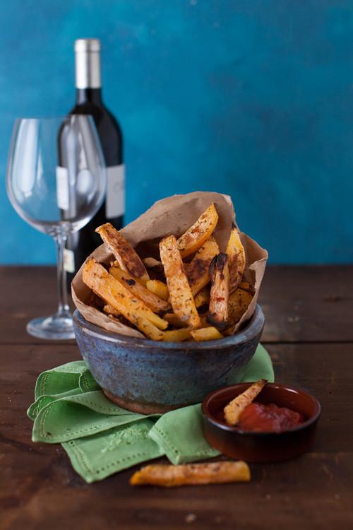 Rutabaga  Fries 6