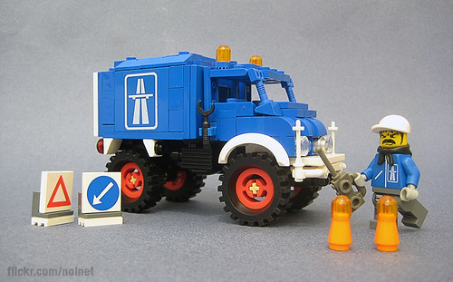 Unimog 406 / 6653 Redux