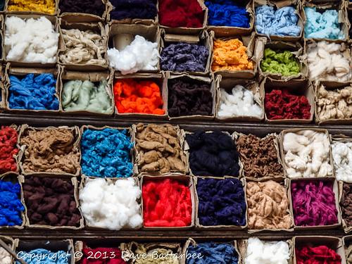 Cotton Wool Colour