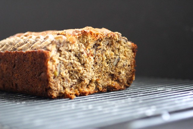 Ultimate Banana Nut Bread
