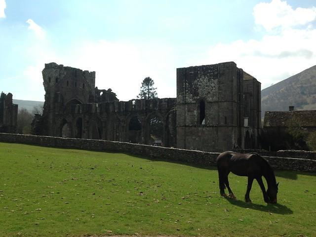 Vale of Ewyas, Llanthony Priory