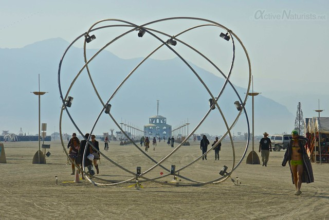 naturist 0131 Burning Man 2012, Black Rock City, NV, USA