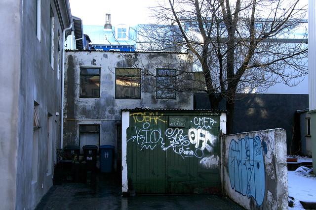 Reykjavík Grettisgata 3
