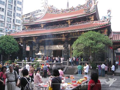 龍山寺 Longshan Temple 04