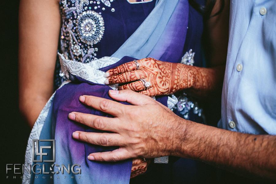 Natasha & Karim's Satada   Parramatta   Sydney Australia Destination Indian Wedding