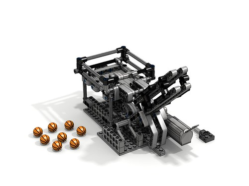 Lego GBC Ball Pump