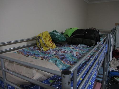 armpit bed