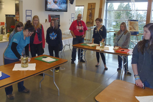 Ballenas Sustainable Foods class 2013