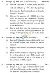 UPTU B.Tech Question Papers - EC-602-Digital Communication