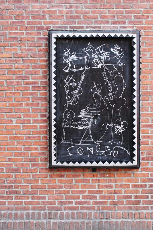 Musical lines: New York street art