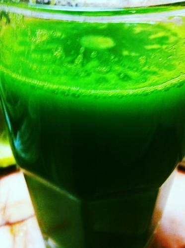 Chickweed juice