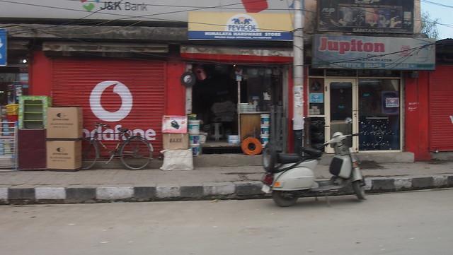 Srinaga, Cashmere
