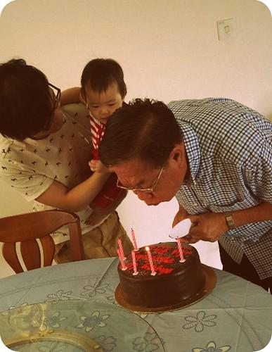 ah pa cake blow