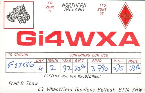 GI4WXA - F11556 - Irlande du Nord - Northern Ireland by Yannick BARBIER