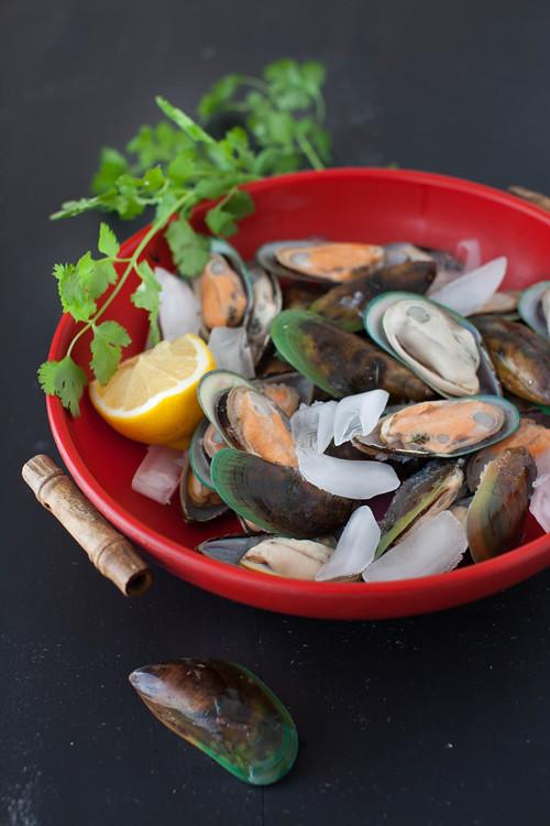 Stuffed Mussels 1