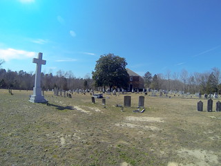 Cedar Springs Cross