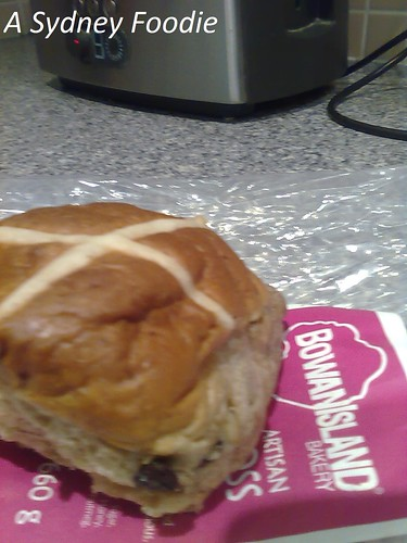 Bowan Island Bakery HCB