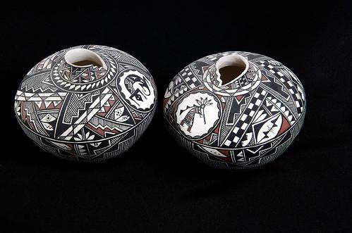 Acoma Pots