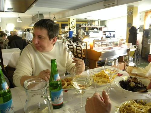 pasqua - 2013 - mariarosa a pranzo