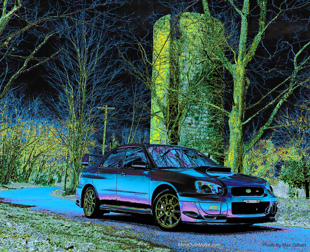 Psychedelic Car Pictures Part 2 | Mind Over Motor
