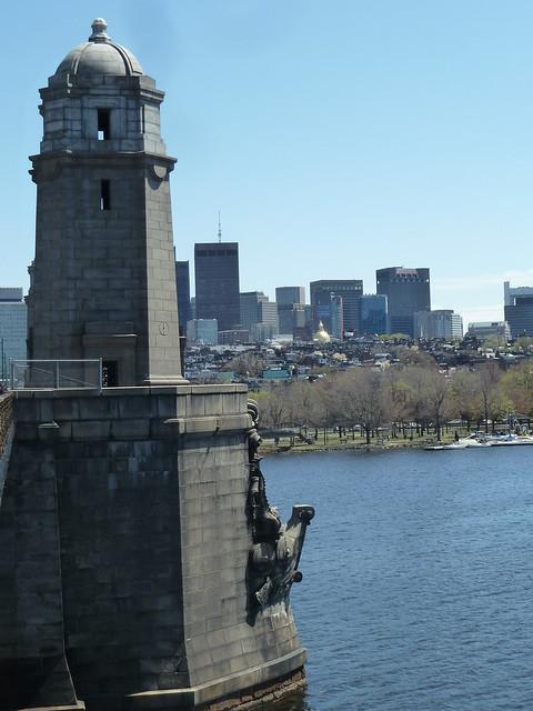 Longfellow Bridge Boston