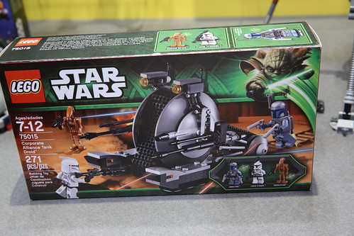 75015 Corporate Alliance Tank Droid 1