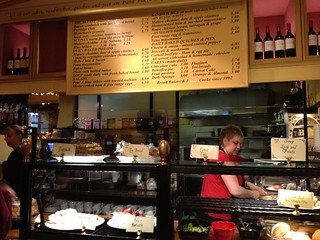 Vennels Café, Durham