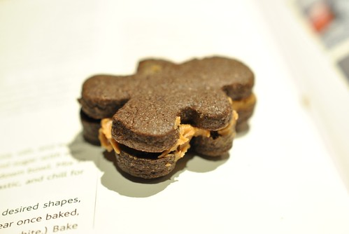 Cookie Butter Sandwich