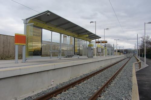 Newbold station