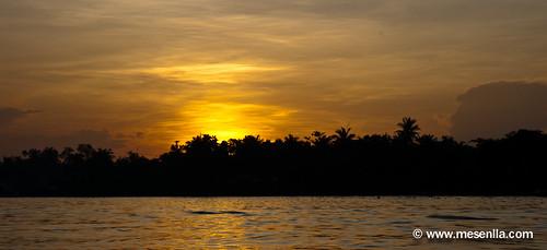 Sortida del sol al Mekong