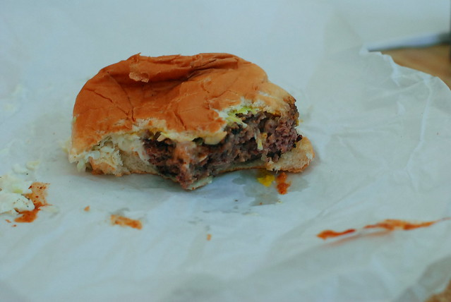 100 foods in 100 counties: burger, elizabethtown, nc