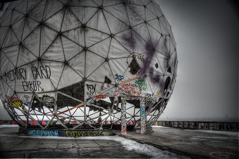 Teufelsberg Berlin Graffiti-35