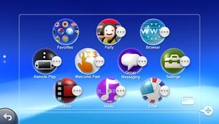 PS Vita v2.10: Folders