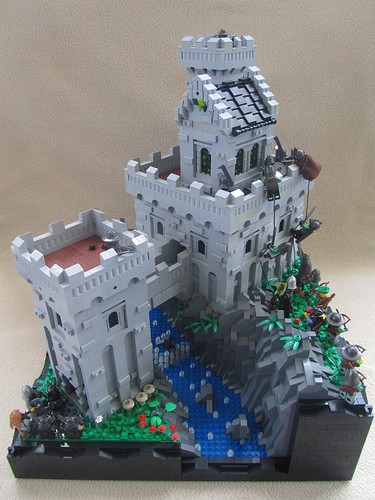 The Fortress of Cameria