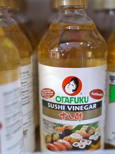 Sushi-azijn