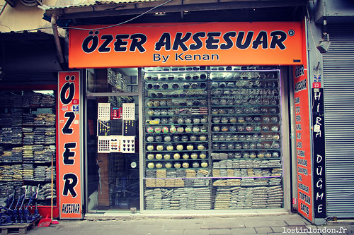 un week-end à istanbul grand bazar