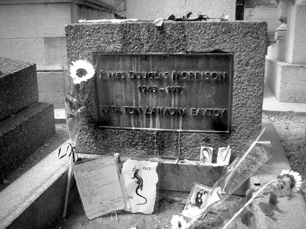 Cementerio del Père-Lachaise