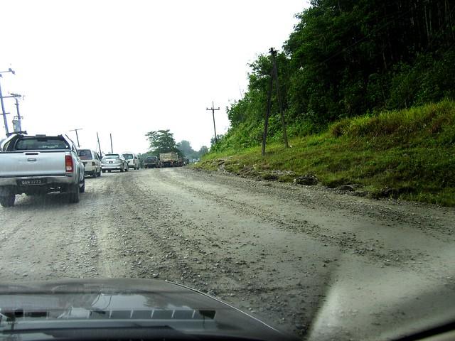Sibu-Selangau road, upgrading