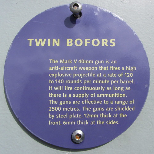 twin bofors
