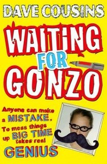 Dave Cousins, Waiting for Gonzo