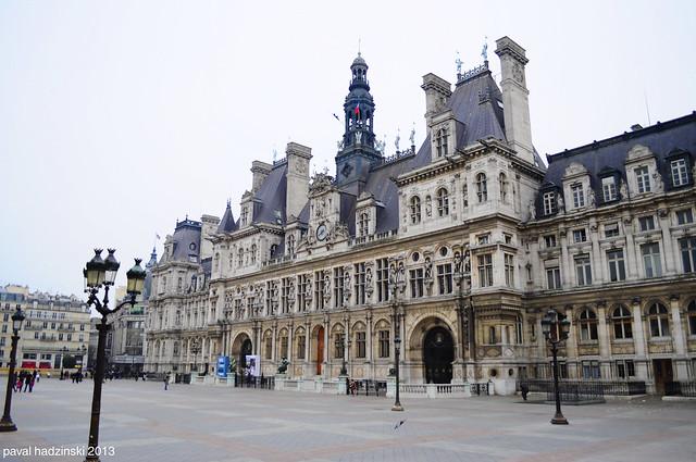 Paris. Hôtel de Ville | 39