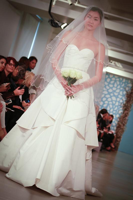 Oscar de la Renta Bridal 2014 - 170